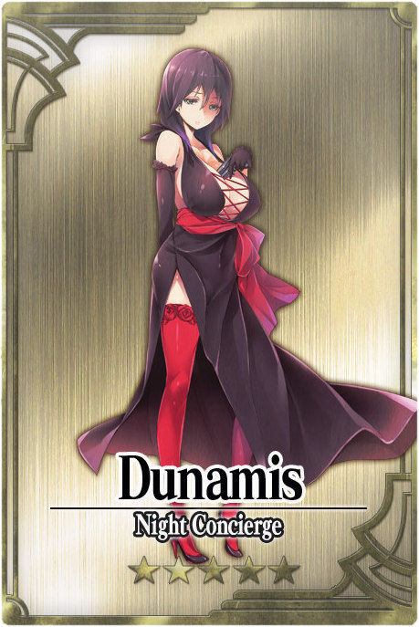 Should we make a tier list on which girl has the biggest Rack? Dunamis_card